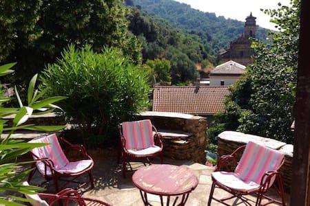 Maison de village en Haute Corse - Volpajola - Casa