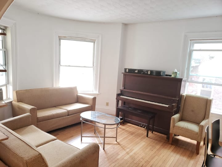 Furnished Room, Big Brookline House, Top Location