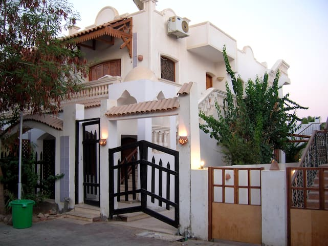 Your home in front of the sea - Qesm Sharm Ash Sheikh - House