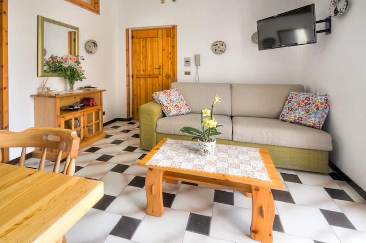 Il Giglio apartment, Sardinia