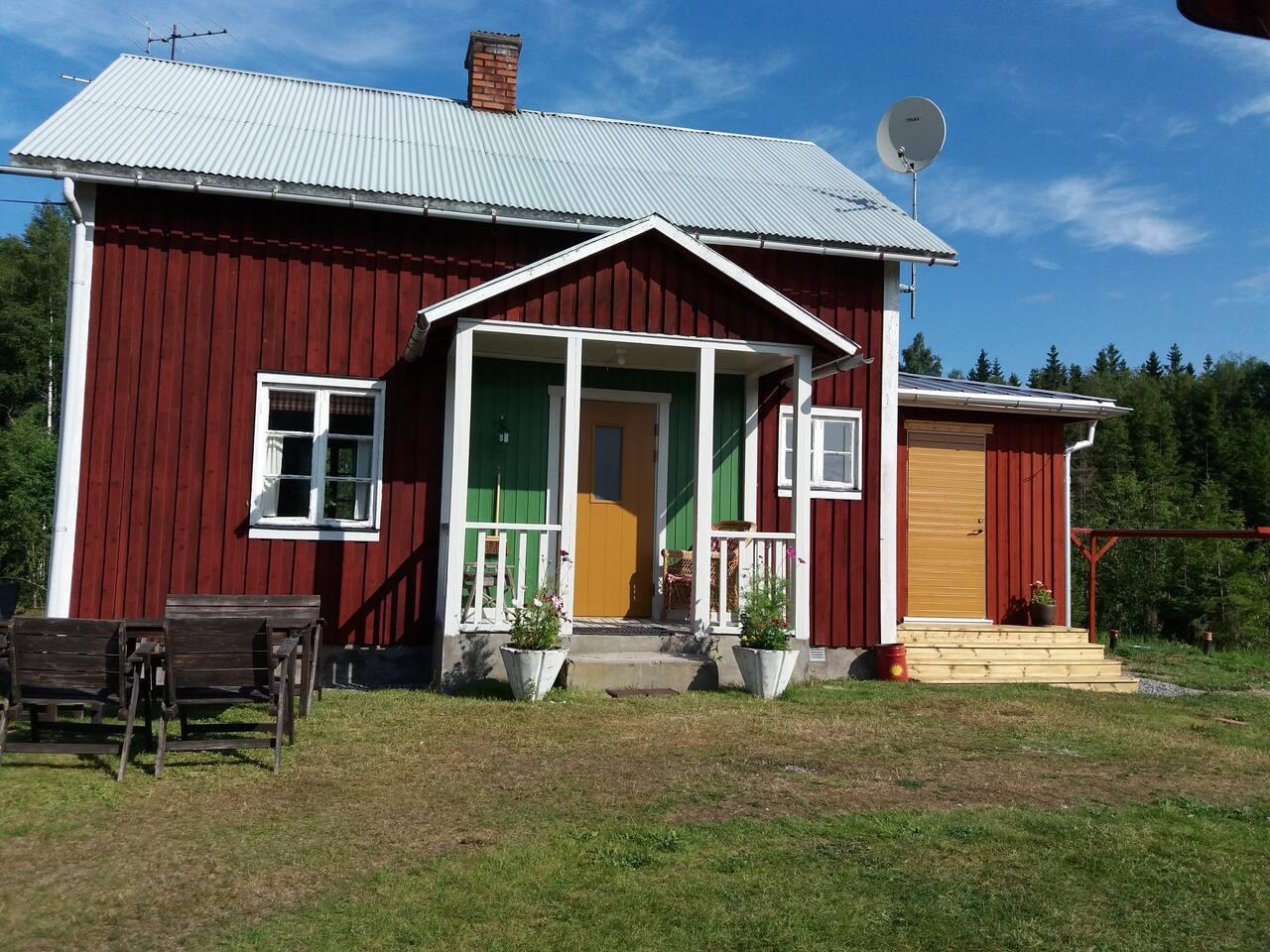 Krrsmon Gunnarskog karta - unam.net