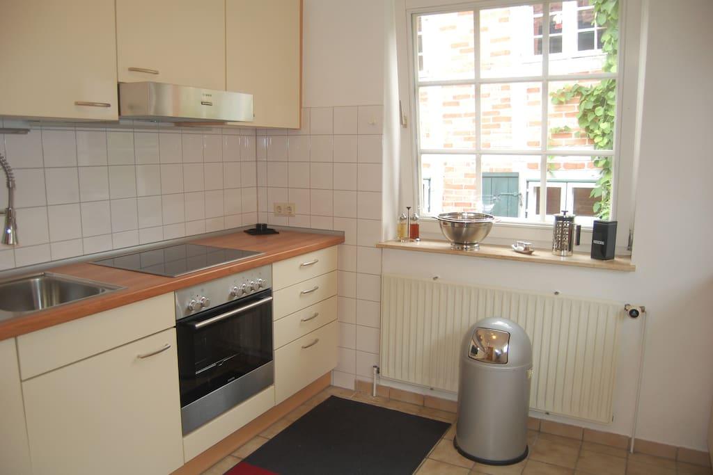 fewo alte tischlerei in lauenburg elbe apartments for rent in lauenburg elbe schleswig. Black Bedroom Furniture Sets. Home Design Ideas