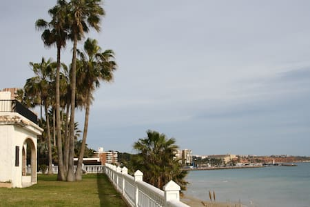BUNGALOW 4 Bed,.2 Bath-FRONT LINE(BEACH,SW.POOL) - Orihuela