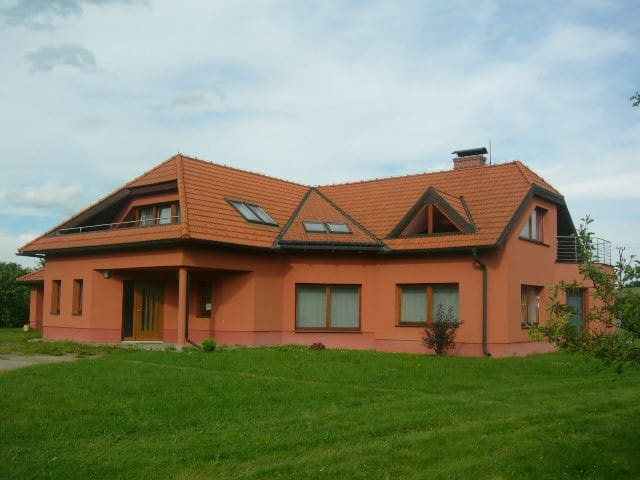 Romantic stay on Czech Vysocina - Horní Cerekev - House