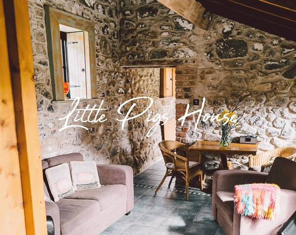Little Pigs House ᴸᴵᴹᴱᴾᴬᴿᴷ