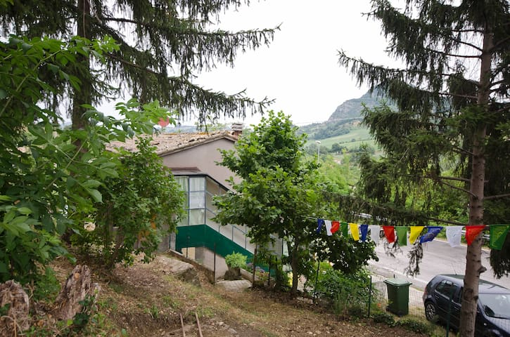 San Leo, among fine green hills - Pianacci - Bed & Breakfast