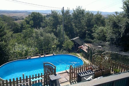 Beautiful Tuscany country house - Parrana San Martino - Villa
