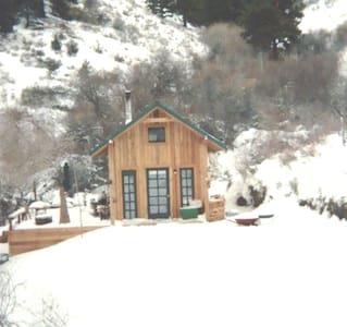 Remote, Rustic, Romantic cabin - Boise - Chalet