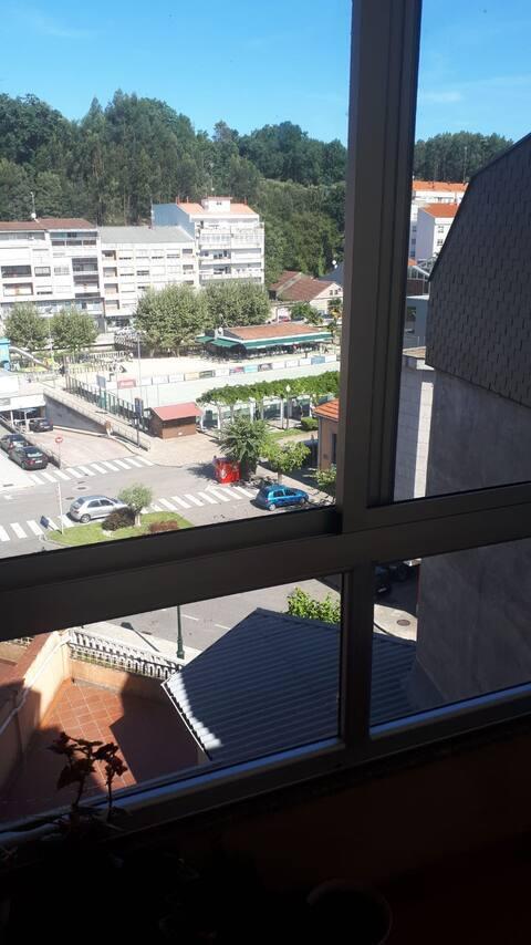 Magnifico piso centro Redondela
