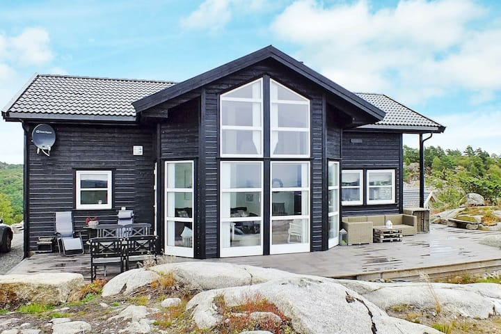 5 star holiday home in lyngdal