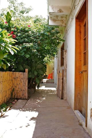 Palo Mulato- Garden Apartment