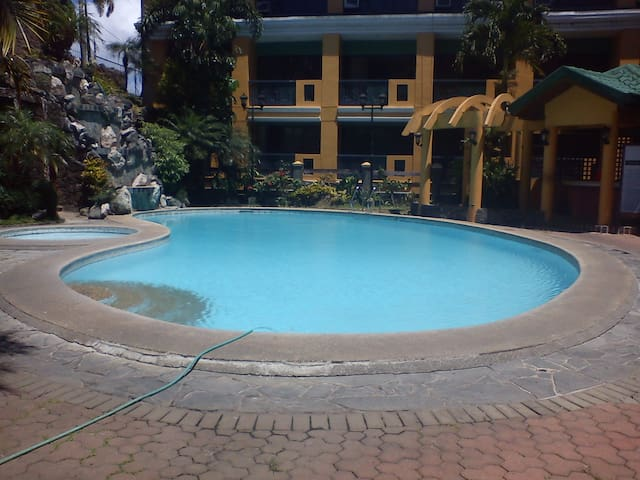AMERICAN OWNER. 1 COZY HOMY  STUDIO UNIT. - Tagaytay - Appartement