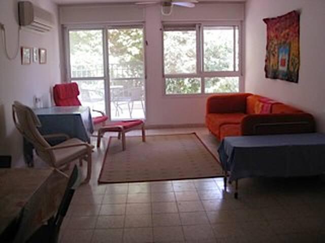 Family size apartment in Zichron  - Zikhron Ya'akov - Lägenhet
