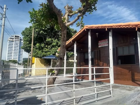 Chalé Madeira Casa Rancho Rifaina