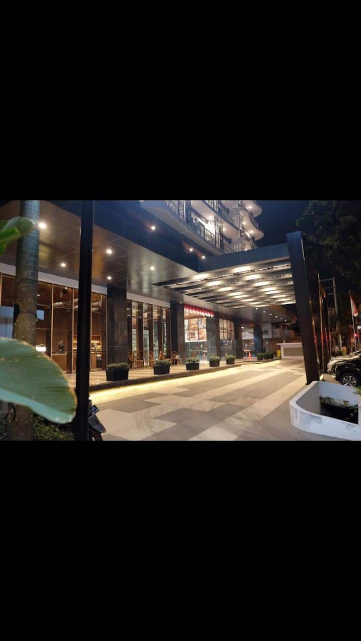 The wahid private residence medan