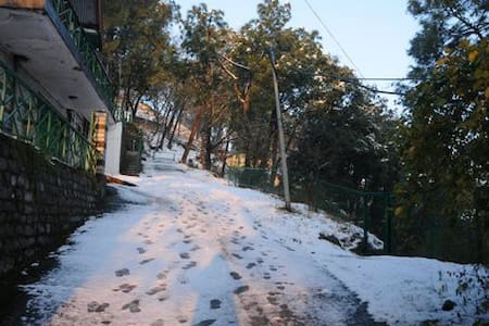 Kasauli, H.P. India - Kasauli - Haus