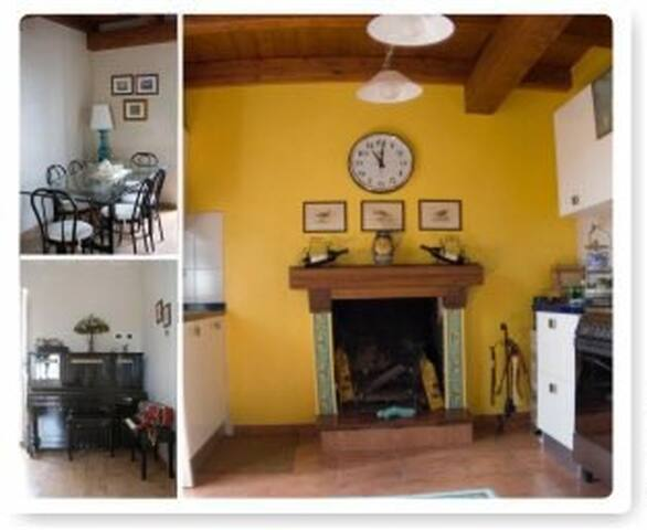 "B&B ""La loggia dei mercanti"" Maenza - Maenza - Bed & Breakfast"