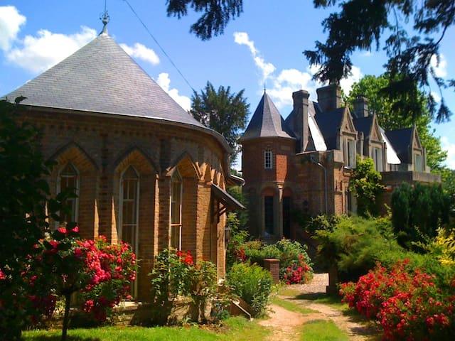 LA MAISON ROUGE - Saint-Crespin - House