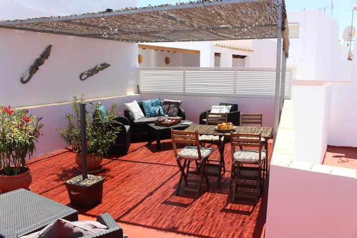 Großartig: Strand, Zentrum, Ruhe in El Buho 1