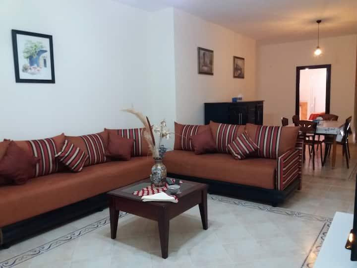 Ap6 agreable appartement familiale.