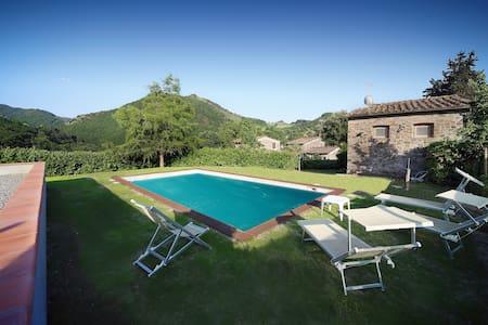 Casa Patrizia, la piccola fattoria  - Borgo A Mozzano - Hus