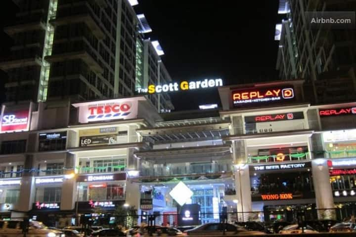The Scott Garden