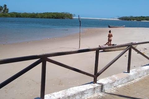 Casa na Barra Nova em Marechal Deodoro