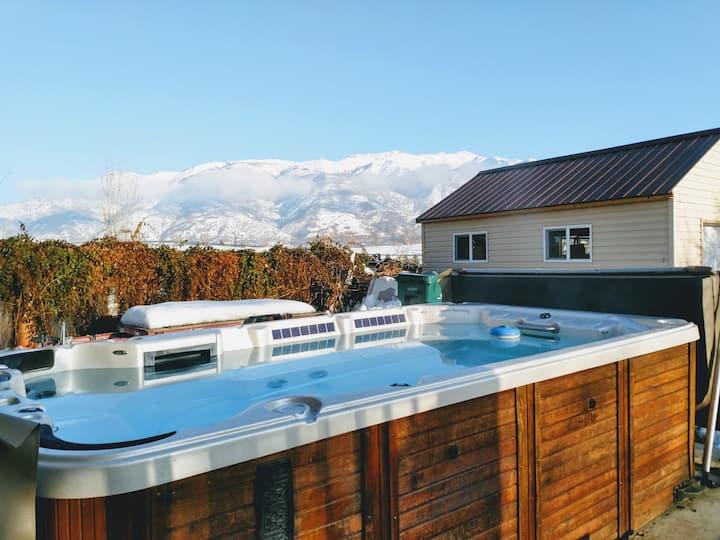 Hillside w/Hot Tub, Skiing, Lagoon, & Hill AF Base