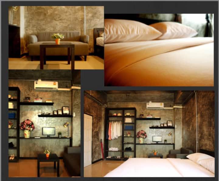 The loft residence ห้อง 304