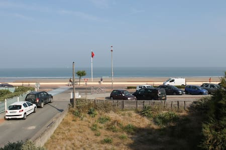 bed and breakfast at sea front - Soulac-sur-Mer - Bed & Breakfast