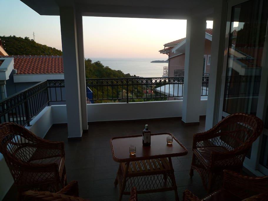 Balcony II