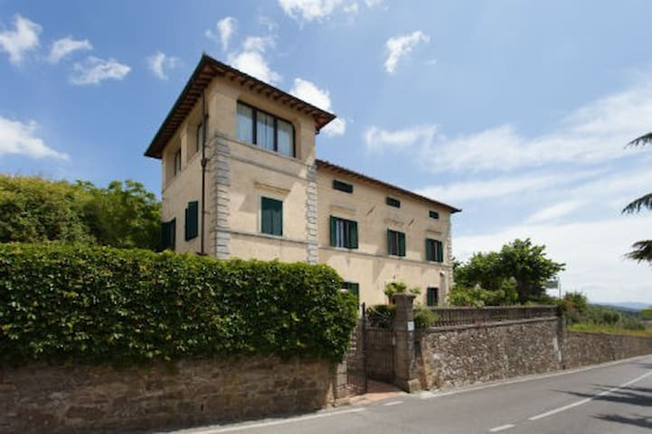 Villa Cristina in Chianti  - Castellina In Chianti - Bed & Breakfast