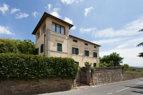 Villa Cristina in Chianti