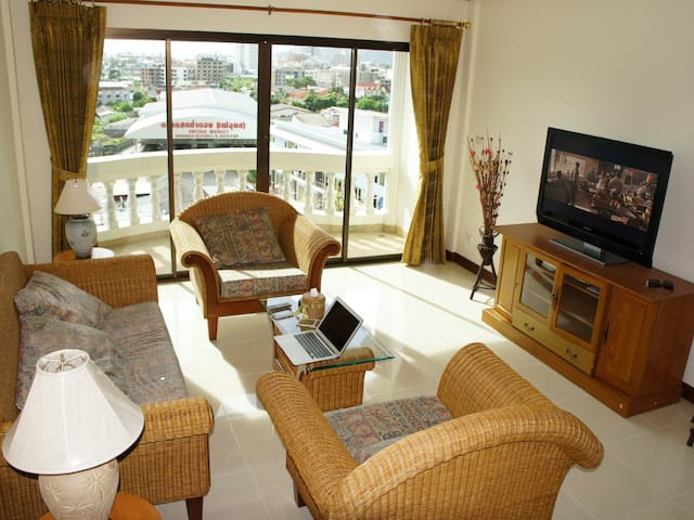 Furnished apartment in Patong