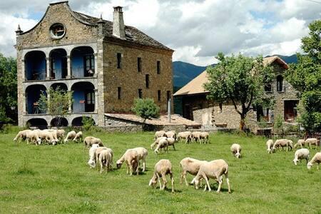 Casa Arana - Parque Nac. Ordesa - Albella, Fiscal - House