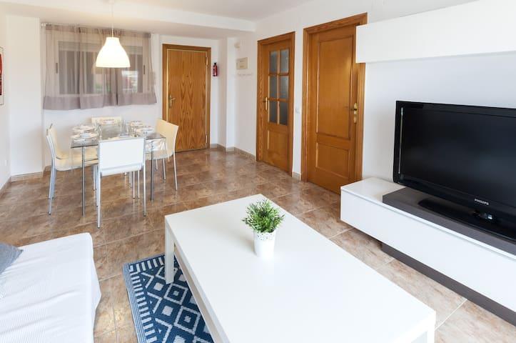 CIELO - Apartment for 5 people in Playa de Daimuz.