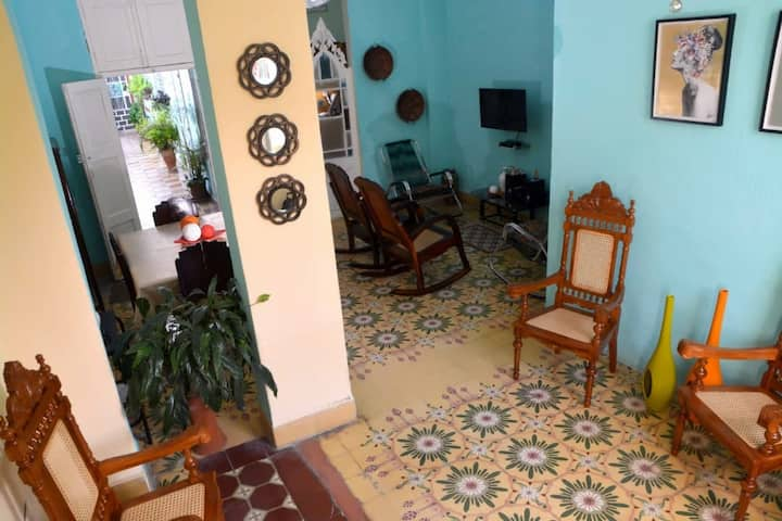 Hostal de Normita (Room 1)