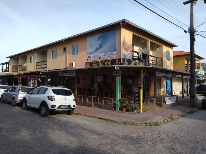 Ferrugem - apartamento 01 - próximo à praia