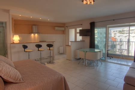Studio 450m Palais des Festivals + WIFI - Cannes - Apartment
