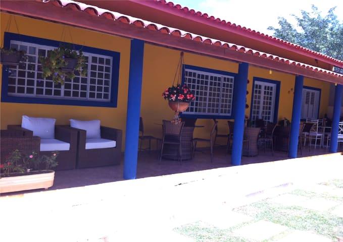 Chácara Paraíso, linda perto de SP! - Itu - Cabane