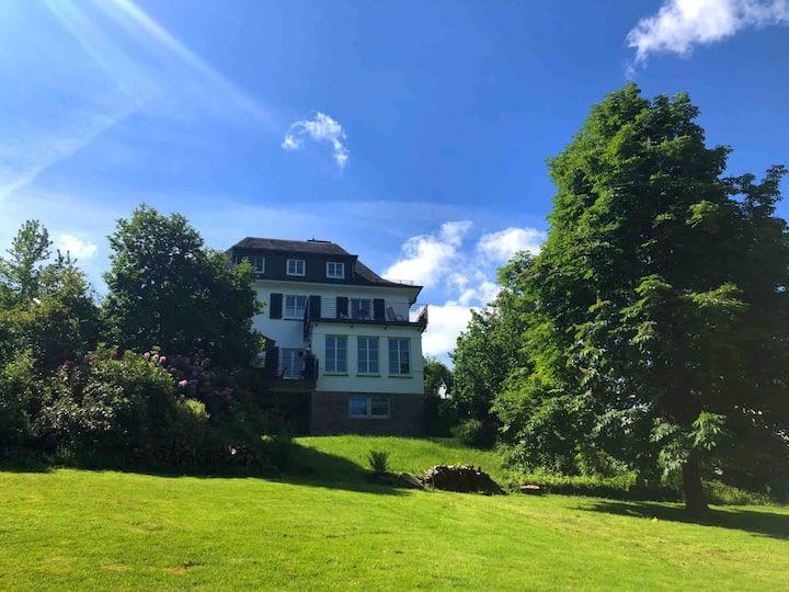 Ankommen und Wohlfühlen in der Ruhrtal-Villa