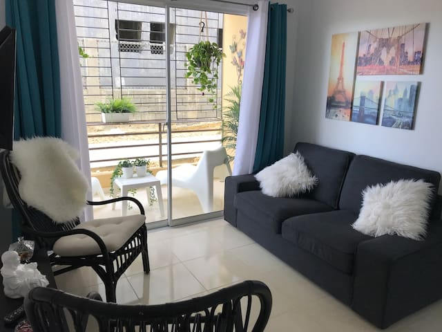 Your vacation home in Santo Domingo!