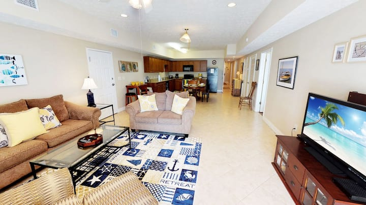 Myrtle Beach Villas 305A - 100% refund up to 48 hrs prior to arrival