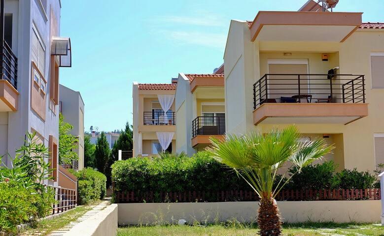 Apartments Alexandros Ground floor