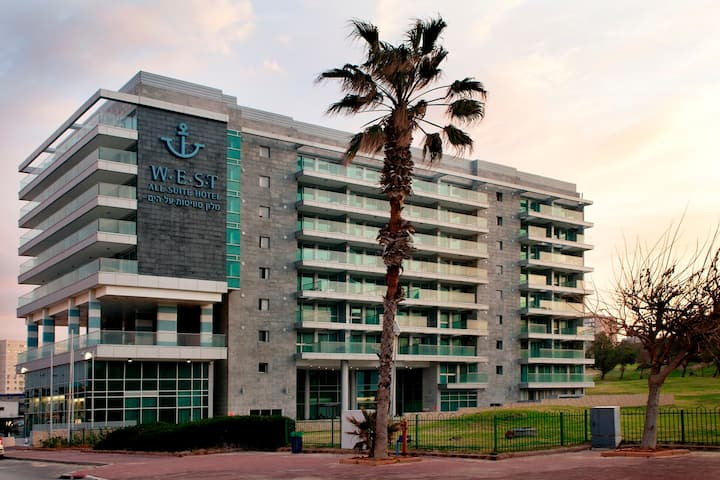 West hotel ashdod