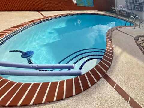 Your cozy corner with private Pool