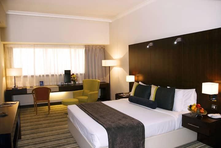 4-Star Hotel Superior Room AV1-Deira, ClockTower