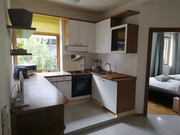 Bolzano - centrale ed accogliente appartamento