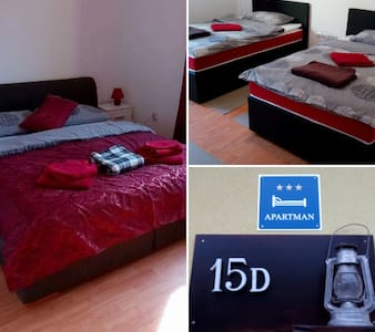 MiaMea Apartment, Tuheljske Toplice - Črešnjevec - Lejlighed