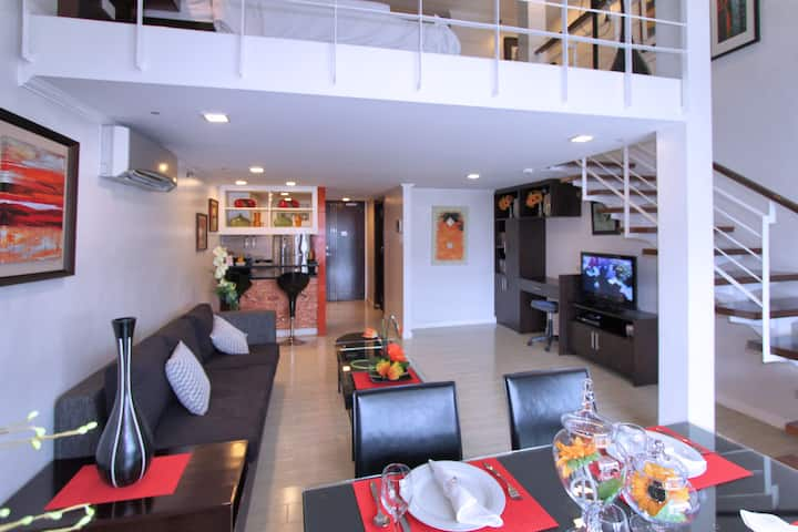 Cebu City downtown - luxury loft condo